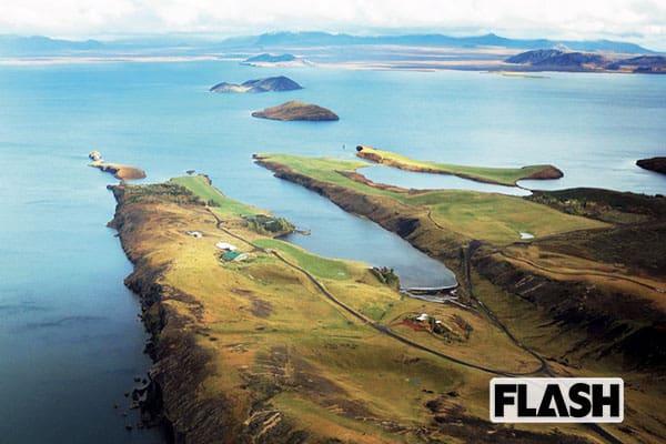 70カ国を訪れた男の秘蔵フォト「絶景を鳥の目で」アイスランド編