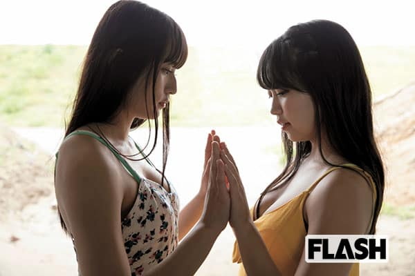 FLASH1480号「浅川梨奈×大原優乃『1×1=∞』」