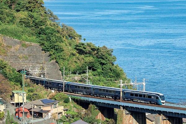ご当地メシが旨い「最旬!観光列車」サフィール踊り子/JR東日本