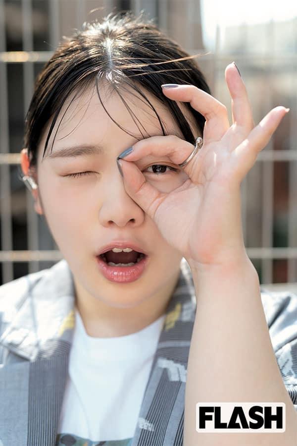 広瀬すずの親友役で話題「富田望生」体型キープが大変なんです!