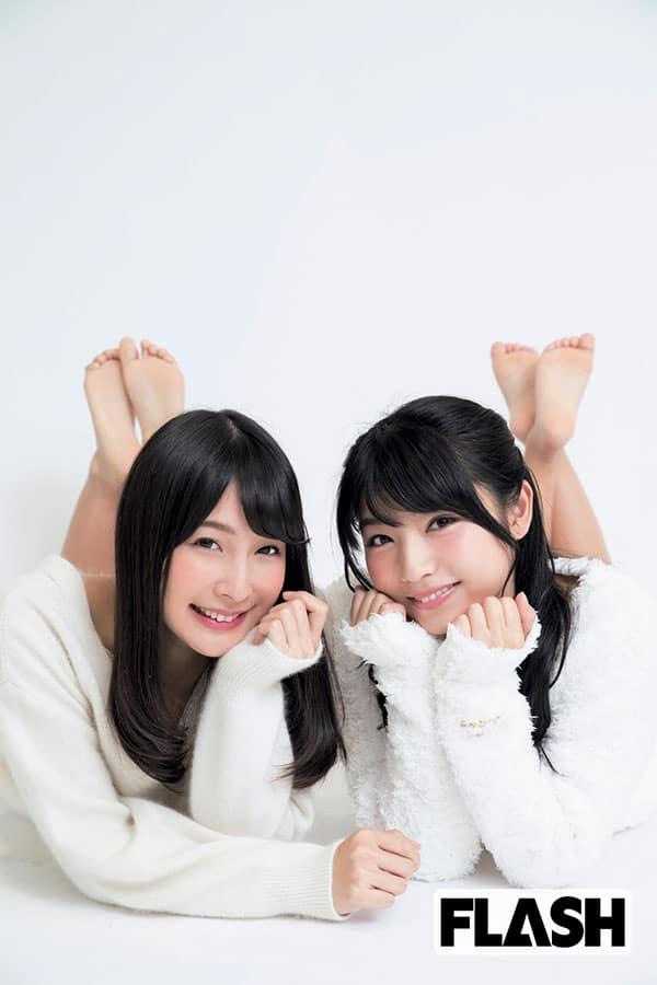 FLASH1454号「歴代ミスFLASH5人 豪華共演でドキドキ初体験」