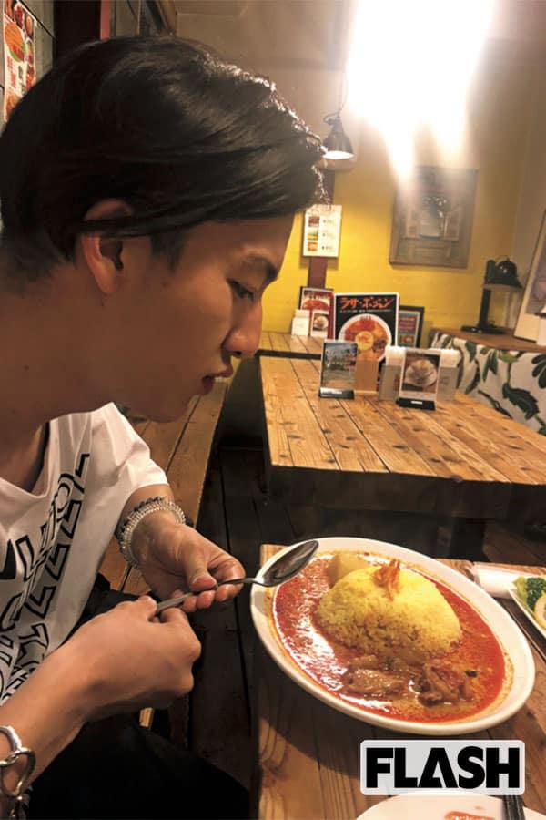 カレーは年360食「尾上右近」の華麗なるひと皿/福岡・ツナパハ