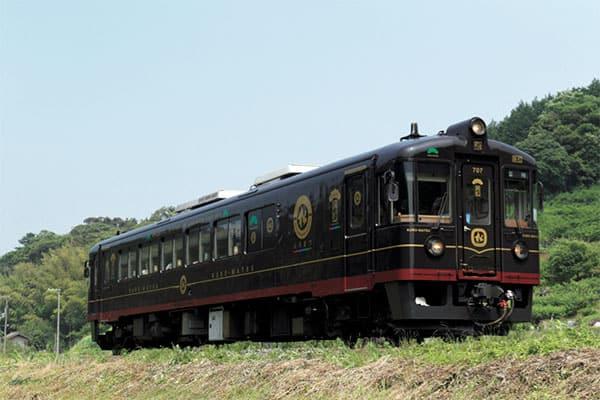 ご当地メシが旨い「最旬!観光列車」丹後 くろまつ号/京都丹後鉄道