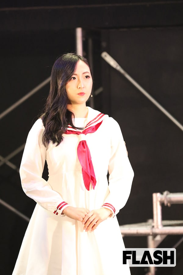 ミスFLASH2019阿南萌花、青春合唱コメディ『SING!!!』に出演
