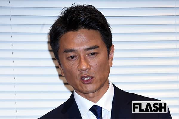 原田龍二、50歳の誕生日を迎える心境を「裸」と表現