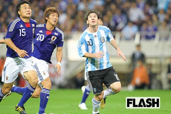 元日本代表・栗原勇蔵「メッシの強い体にファールも阻まれ」