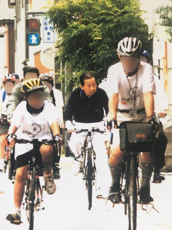 自民幹事長・二階俊博、自転車と野球で鍛えた政界ジャンプ力