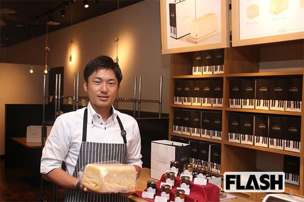 元楽天・長谷部康平がパン店長に「すべてが自分にとってプラス」