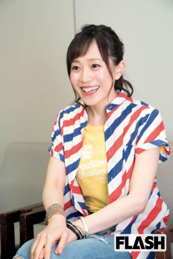 TBS江藤愛アナ「会社にジーンズで行くのが夢なんです」
