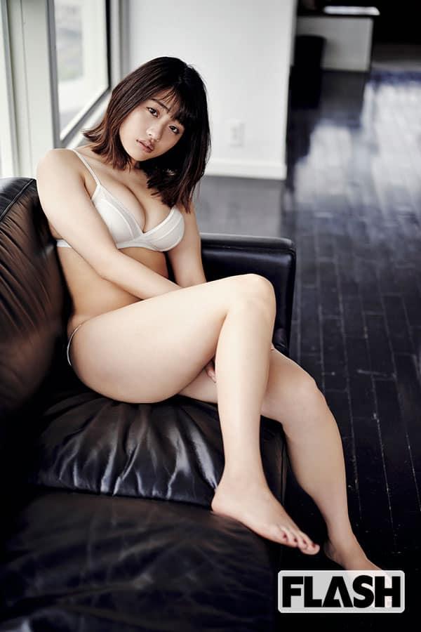 石田桃香「まだまだ食べごろ♡」
