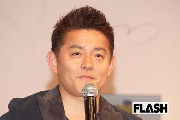 井戸田潤、美容整形を告白「顔にヒアルロン酸注射を6カ所」
