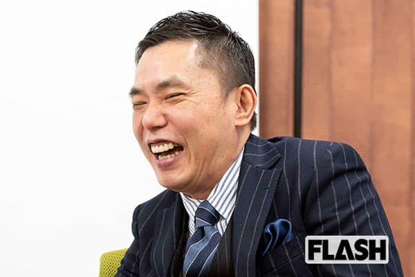 太田光、木村拓哉と「たっくん」「ピーちゃん」と呼ぶあう関係