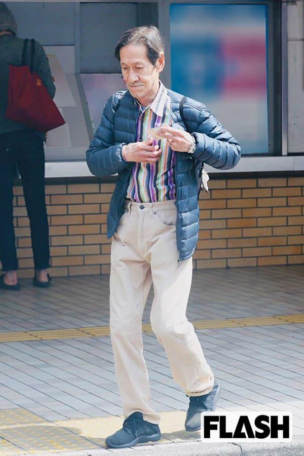斎藤洋介さん、元気に見えたが…急逝5カ月前の目撃撮