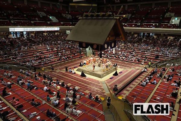 大相撲九月場所「上限観客数」2500人も満たせない人気低迷