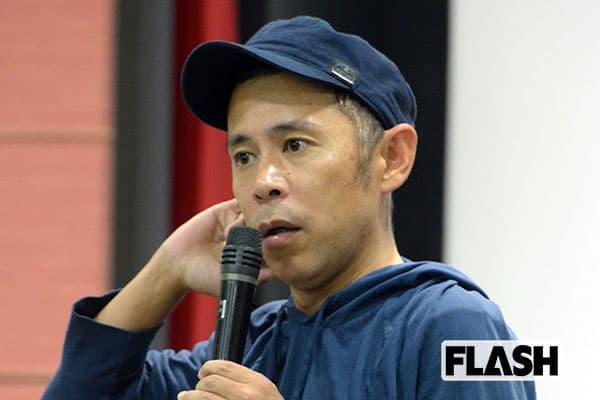 岡村隆史、さんまにおごってもらうも怒られる「安すぎる!」