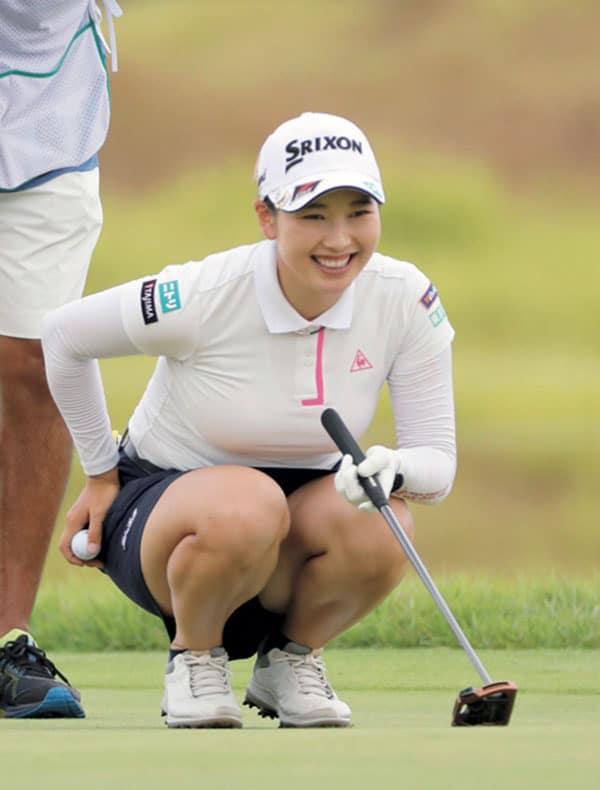 女子ゴルフ「美女名鑑」3世代9名…笹生優花を止めるのは誰?