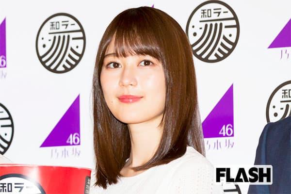 乃木坂46 生田絵梨花「ご飯がないと他のメンバーを殴る」と設楽統