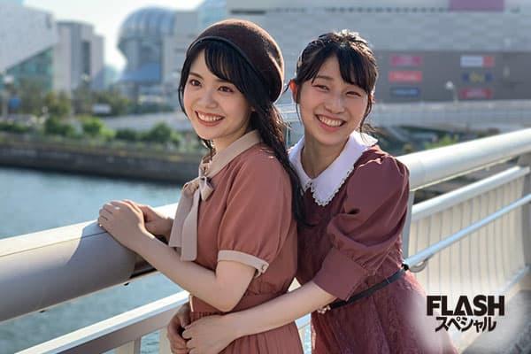 NMB48オフショット【FLASHスペシャル グラビアBEST 2020年秋号】