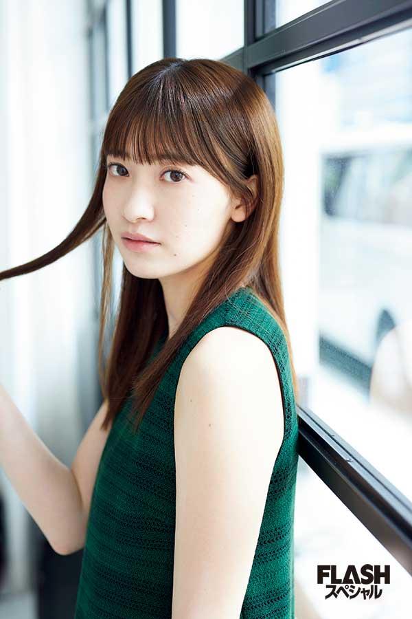 欅坂46新二期生 大沼晶保「上手い下手じゃなくて、伝わる表現を」