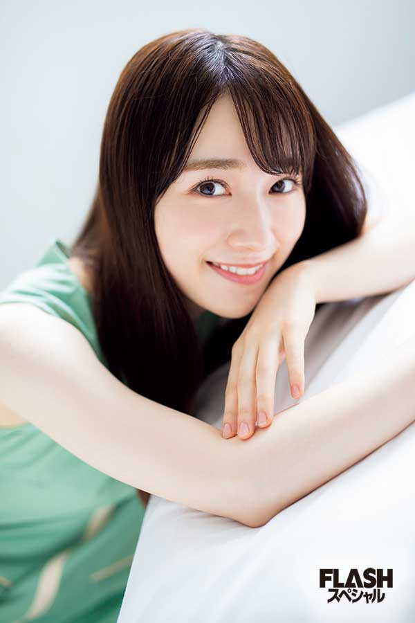 欅坂46新二期生 守屋麗奈「景色、色、匂い…欅坂46が変えてくれた」