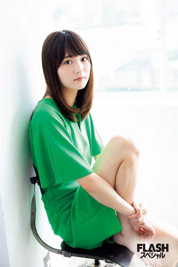 欅坂46新二期生 増本綺良「菅井友香さんのような『すごい人』になれたら」