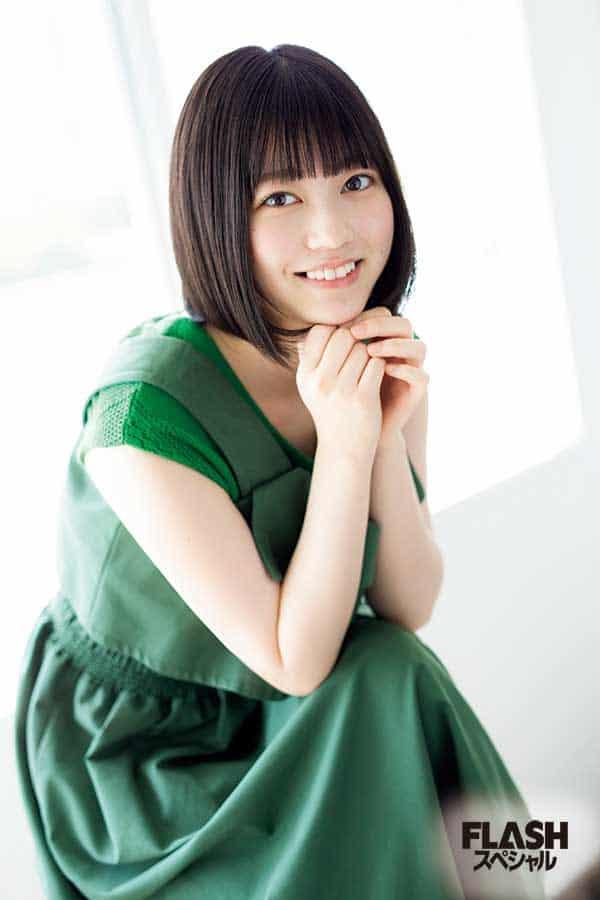 欅坂46新二期生 幸阪茉里乃「欅坂46に加入して『仲よくなろう』と思うように」