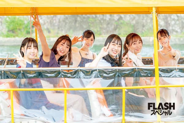 STU48×AKB48 初の対面コラボ企画で「グループの距離が縮まった!」