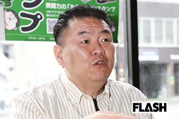 元関脇・貴闘力「貴乃花は『叙々苑』でひと晩300万円使った」
