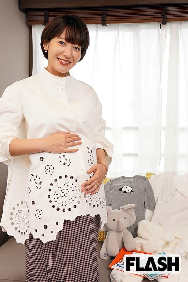 【独占告白】吉田明世、第2子を妊娠「夫婦危機を乗り越えました」