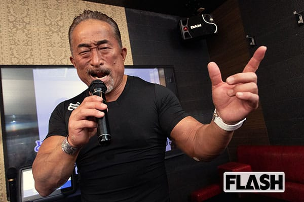 「感無量です…」元K-1戦士・角田信朗の歌がスポーツ選手「入場曲」に引っ張りだこ