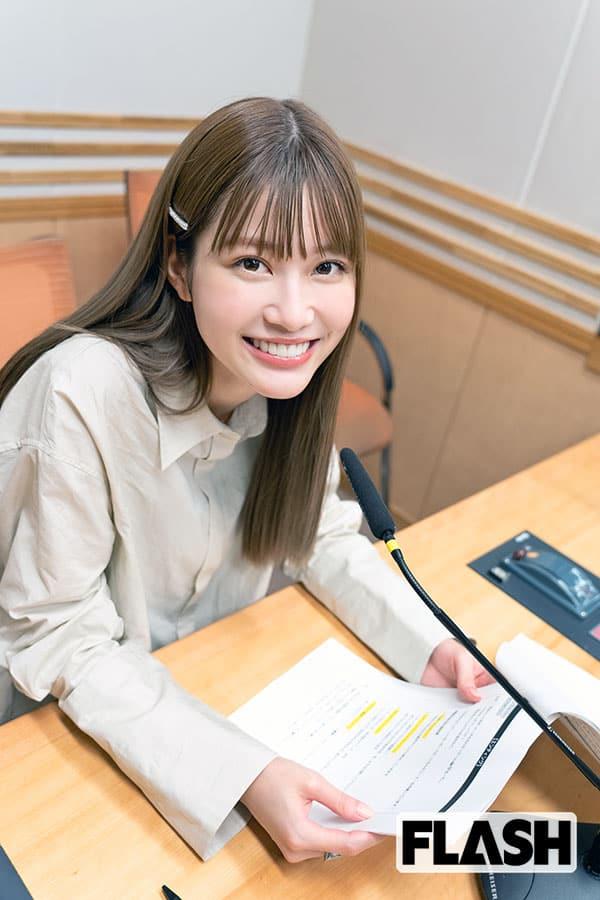 10代のカリスマ「生見愛瑠」前夜は台本を読まないと眠れない!