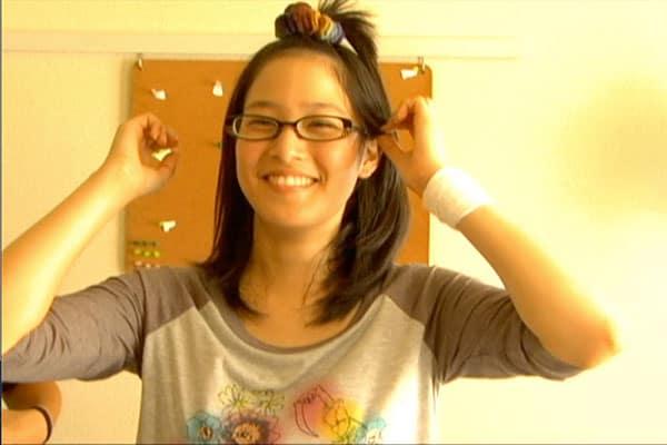 """鷲見玲奈、20歳の撮影で緊張笑顔…""""幻の映画""""に出演した「女優志望」の学生時代"""