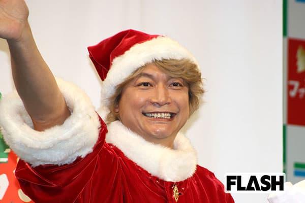 香取慎吾、クリスマスは元SMAP森且行と「パーティーしたい!」