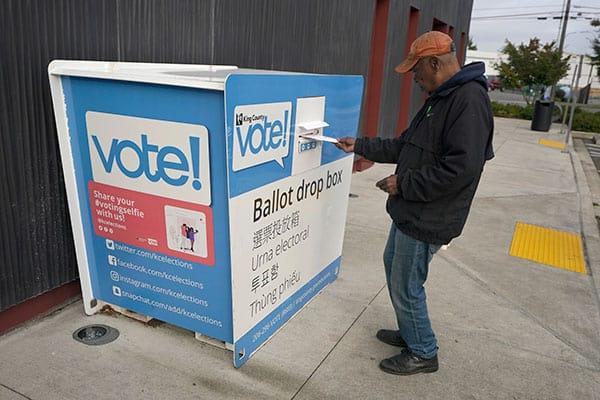 トランプにはわからない「米国人はなぜ古臭い郵便投票をやめないのか?」