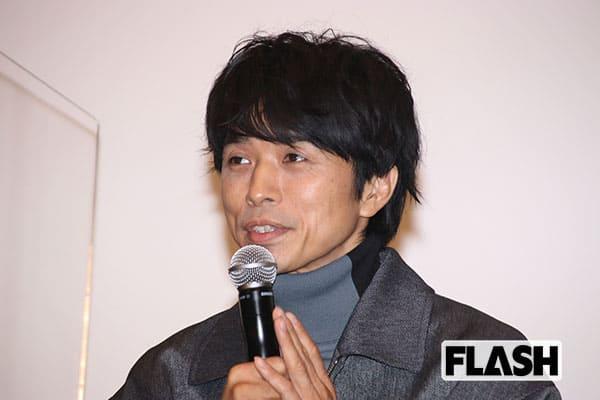 井ノ原快彦、映画撮影中のハプニング連発で「5~6回フラれた」