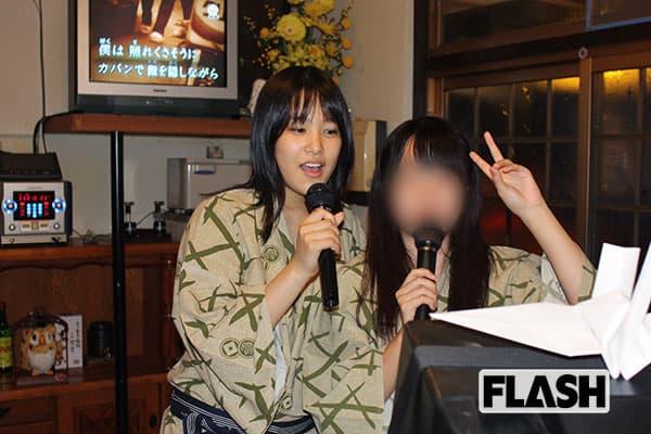 鷲見玲奈、鬼怒川温泉旅行で見せた「19歳のすっぴん浴衣姿」女優志望の女子大生時代