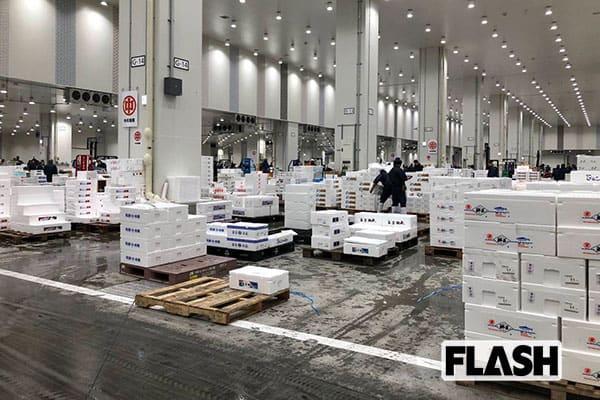 東京・豊洲市場で感染者急増! 仲卸業者たちが吐露する「どっちにいっても地獄」