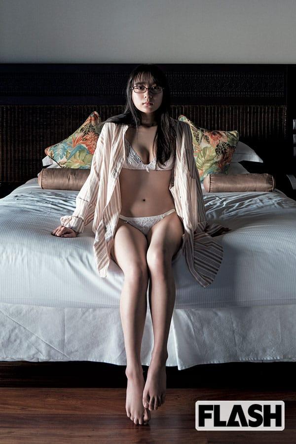乃木坂46 鈴木絢音「素顔――旅先にて」
