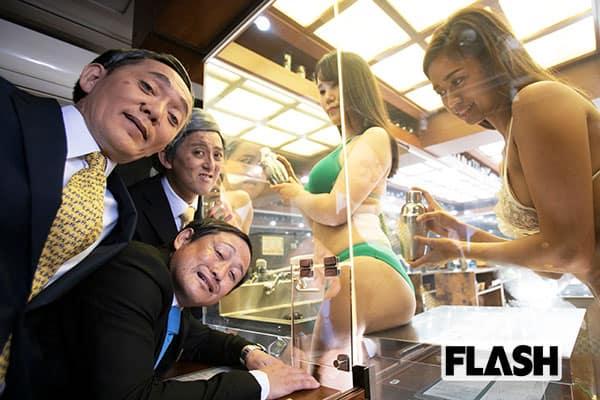 菅義偉そっくり芸人が歌舞伎町で「総理サミット」総理の夢は夜ひらく!