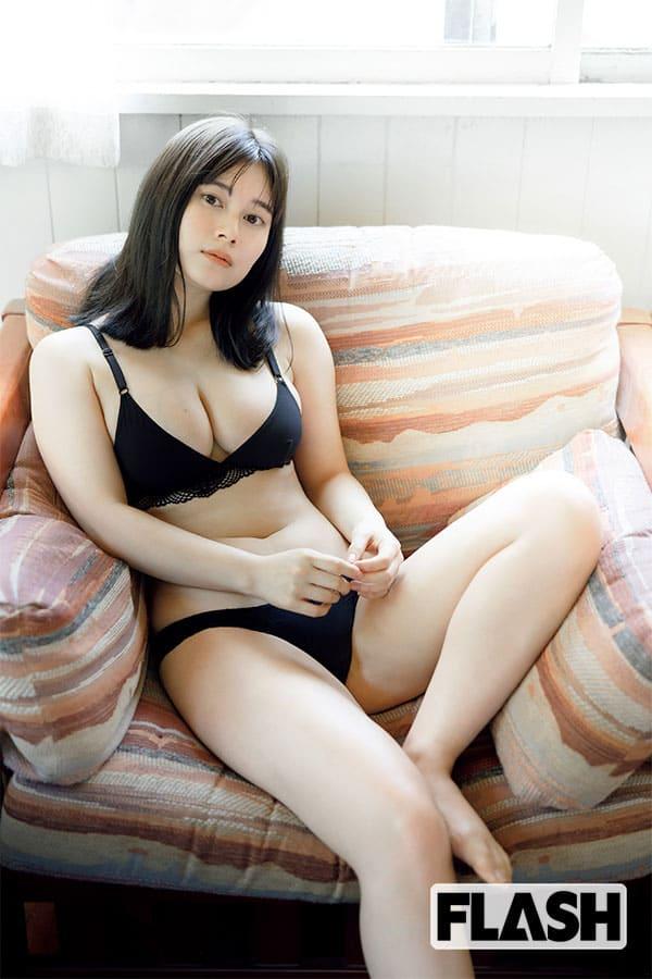 大久保桜子「冬の桜吹雪」
