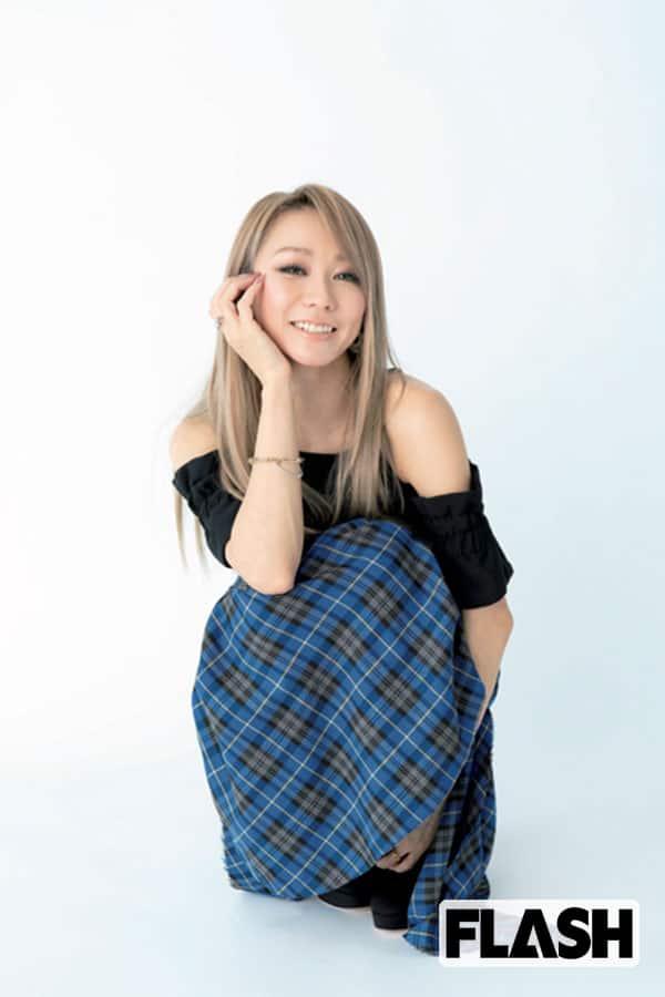 倖田來未20周年インタビュー「『目指せ聖子ちゃん』で歌い続ける!」