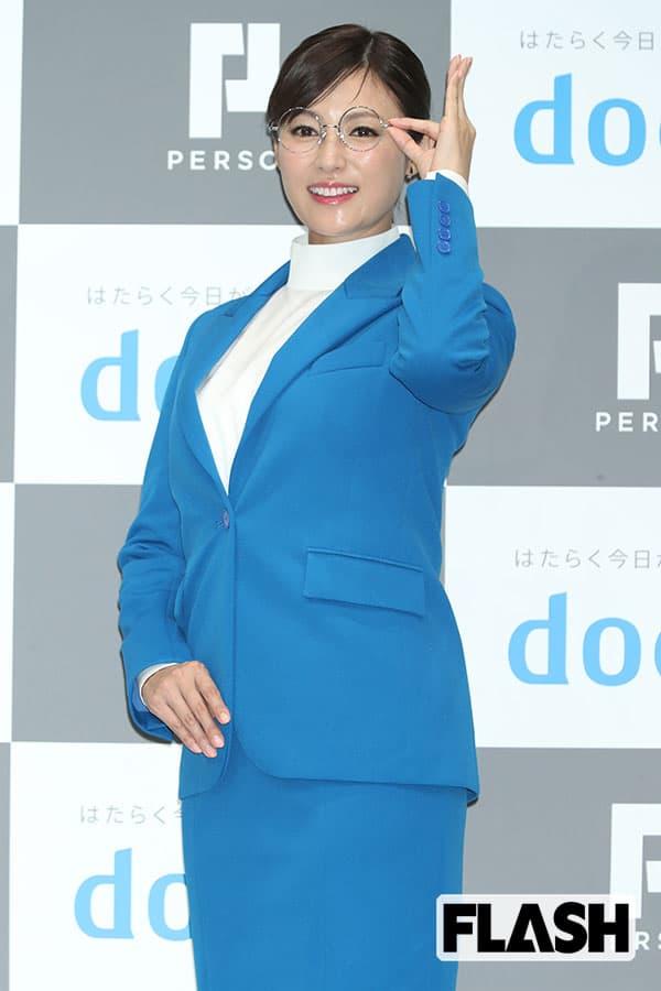 女性芸能人「CMギャラTOP40」深田恭子は500万UPも…値下げ圧力に泣いた米倉涼子