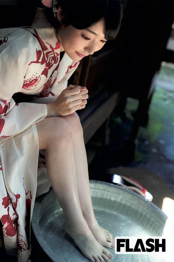 元女流棋士・竹俣紅「いつもと違う、私を見て」