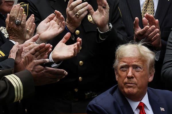 50以上の裁判で却下されても意気軒昂…トランプ大統領の逆襲、まだまだ続く