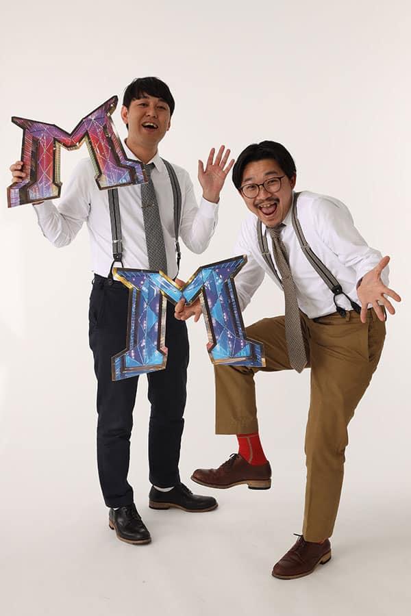M-1ファイナリスト「オズワルド」スロースタートの東京漫才で優勝を