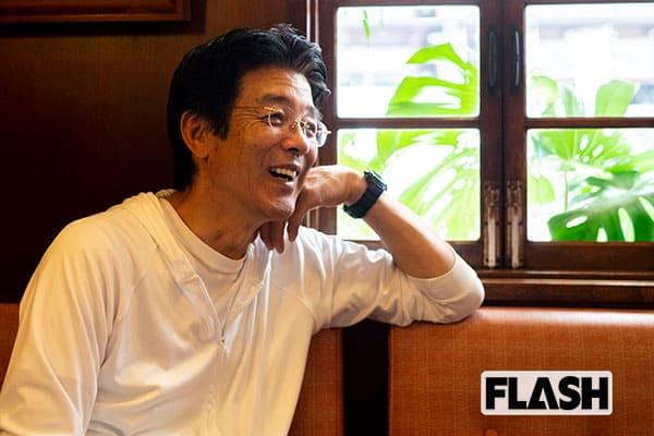 """水島新司が引退…江本孟紀が語る「""""野球狂""""伝説」似顔絵入りのグローブが60万円に"""