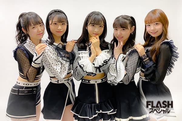 AKB48新時代ユニットIxR【オフショット】FLASHスペシャルグラビア2021年新年号