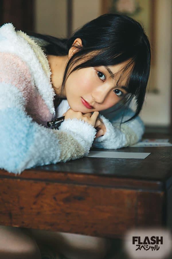 乃木坂46賀喜遥香 山下美月への「秘密の手紙」