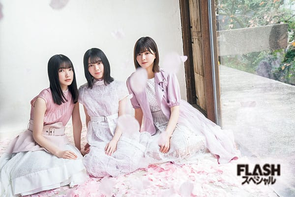 【2021年最注目】櫻坂46を牽引 森田ひかる・渡邉理佐・大園玲 絆とともに咲き誇れ!
