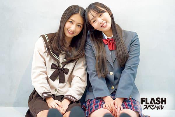 NMB48 泉綾乃 塩月希依音 誕生日を迎えた2人「私たちの世代が頑張らなきゃ」